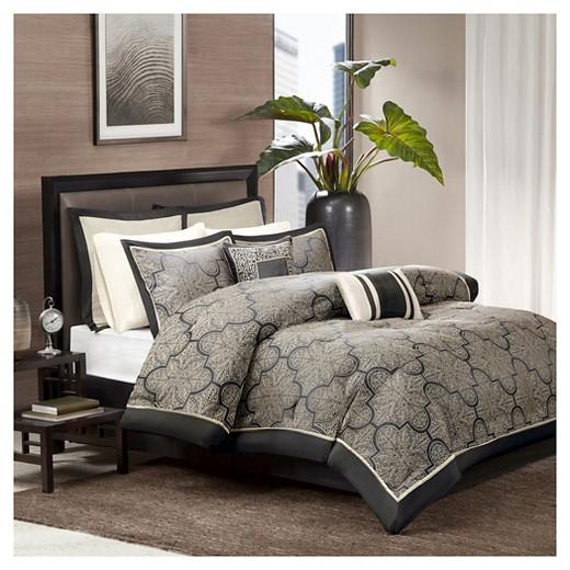 ryland jacquard comforter set  8pc  target