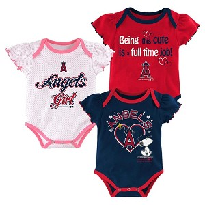 Los Angeles Angels of Anaheim Baby Girls