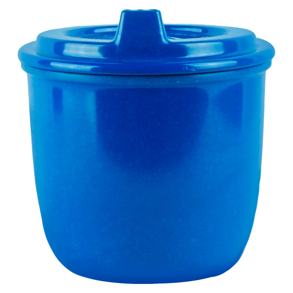 EcoSouLife Husk Little People Baby Cup - Denim (Blue)
