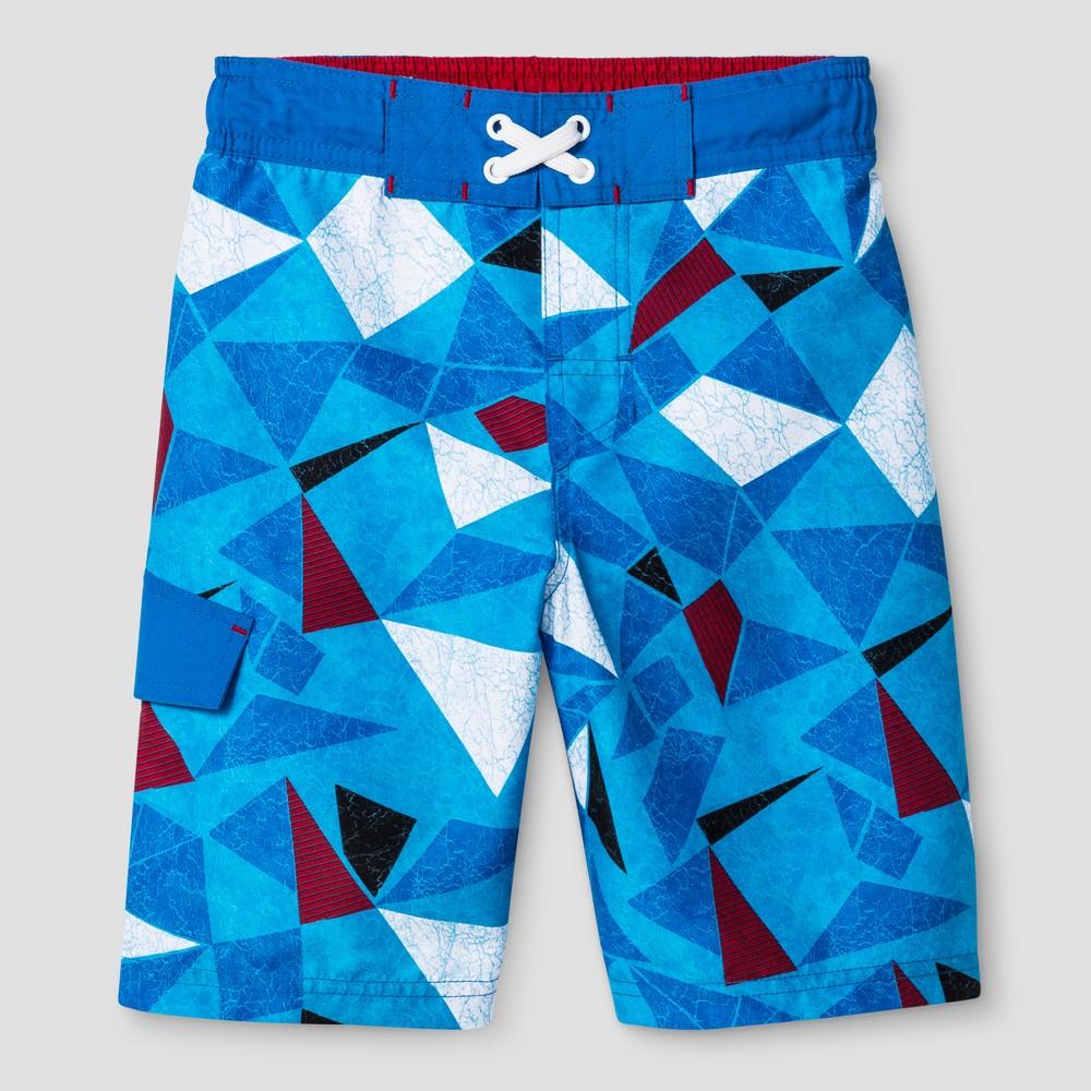 Boys Swim Trunks - Cat & Jack Gray - XL