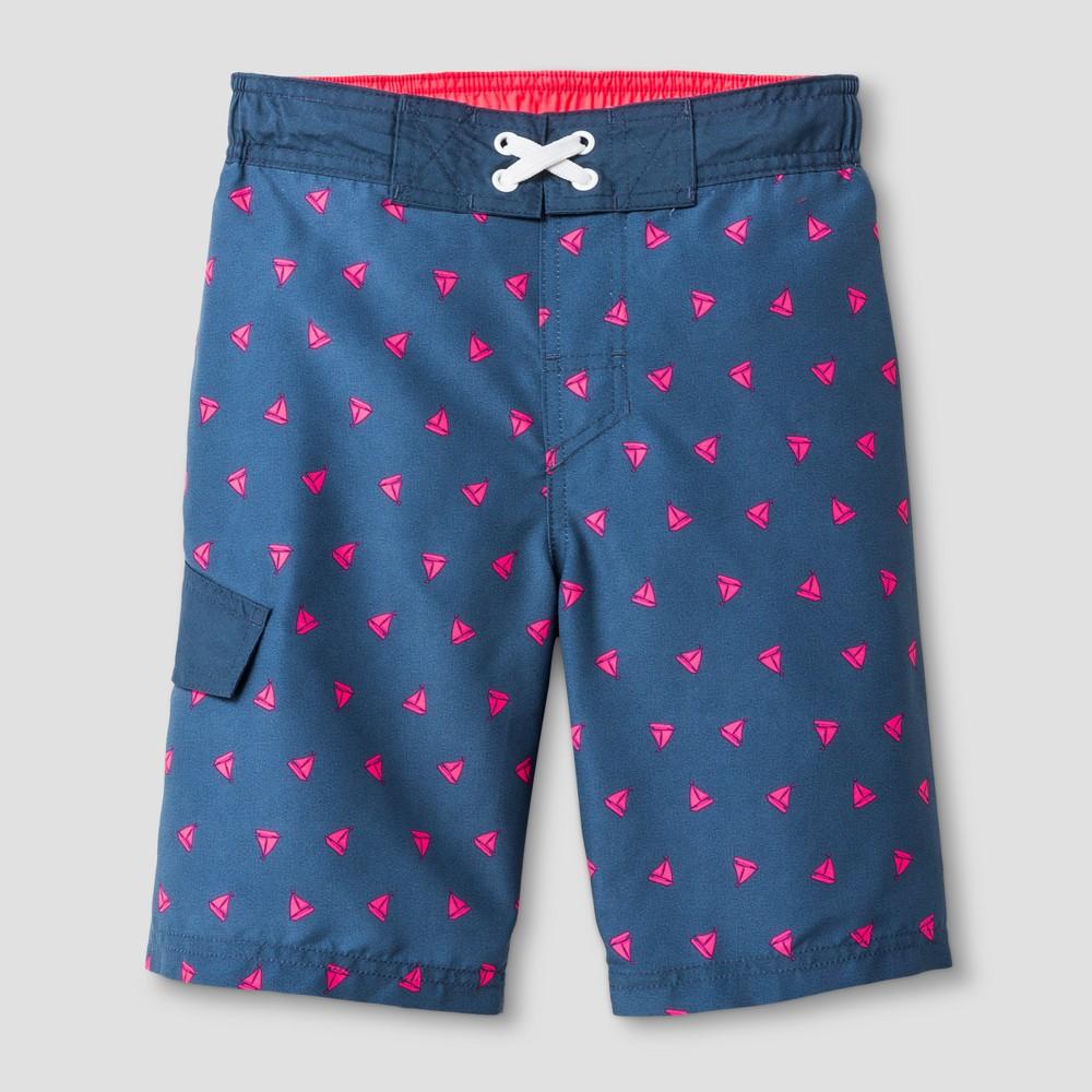 Boys Swim Trunks - Cat & Jack Blue XL