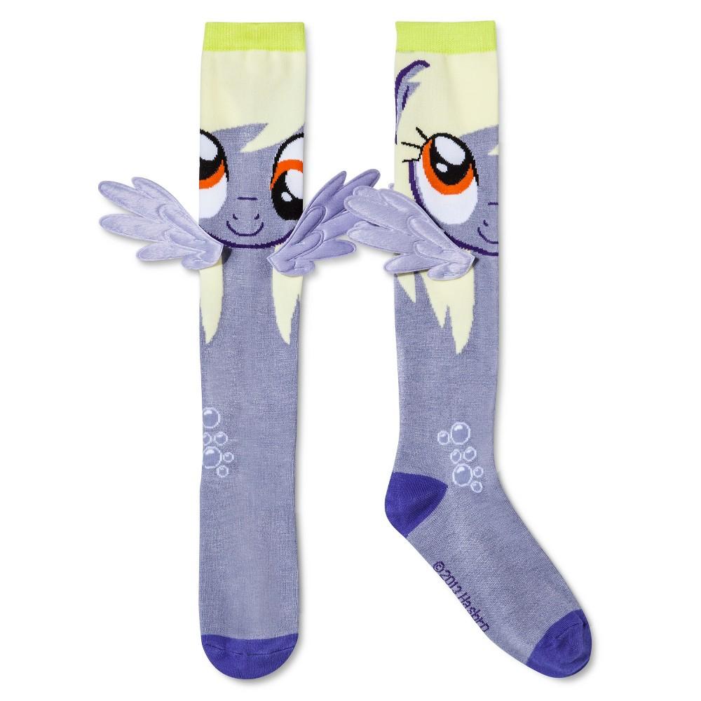 My Little Pony Women's Knee High Sock - Purple One Size