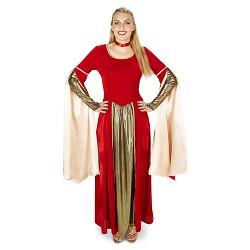Velveteen Renaissance Women's Costume