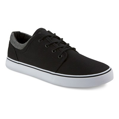 Men's Earnest Adult Sneakers Black 7- Mossimo Supply Co.™