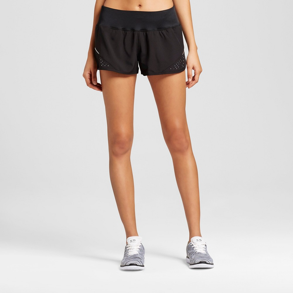 Womens Premium Run Shorts - C9 Champion - Black Xxl