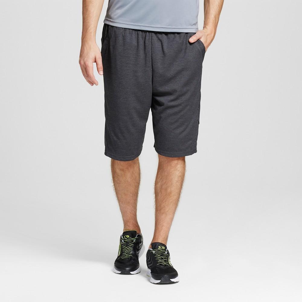 Mens Premium Basketball Shorts - C9 Champion Railroad Gray Xxl