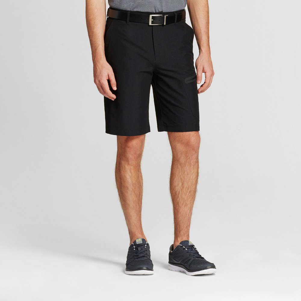 Mens Cargo Golf Shorts - C9 Champion Black 36