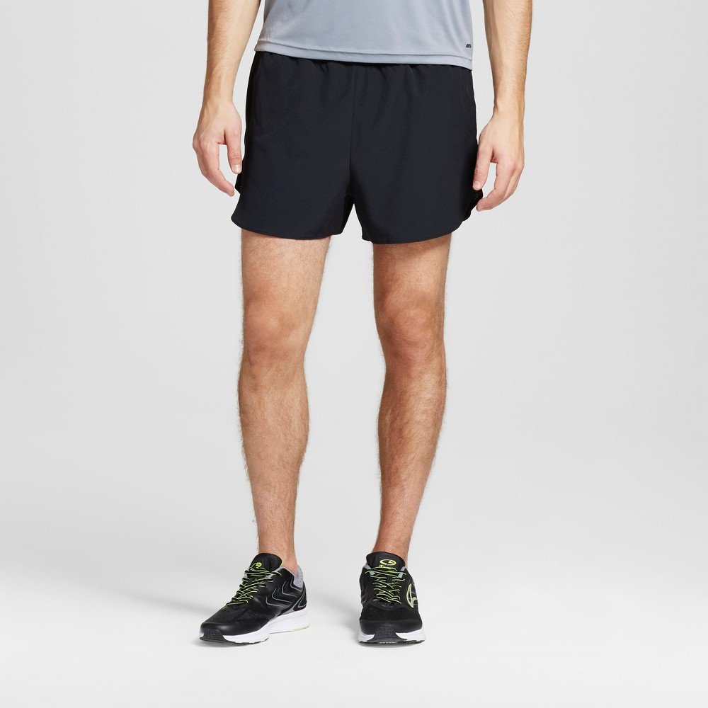 Mens 3 Running Shorts - C9 Champion Black L