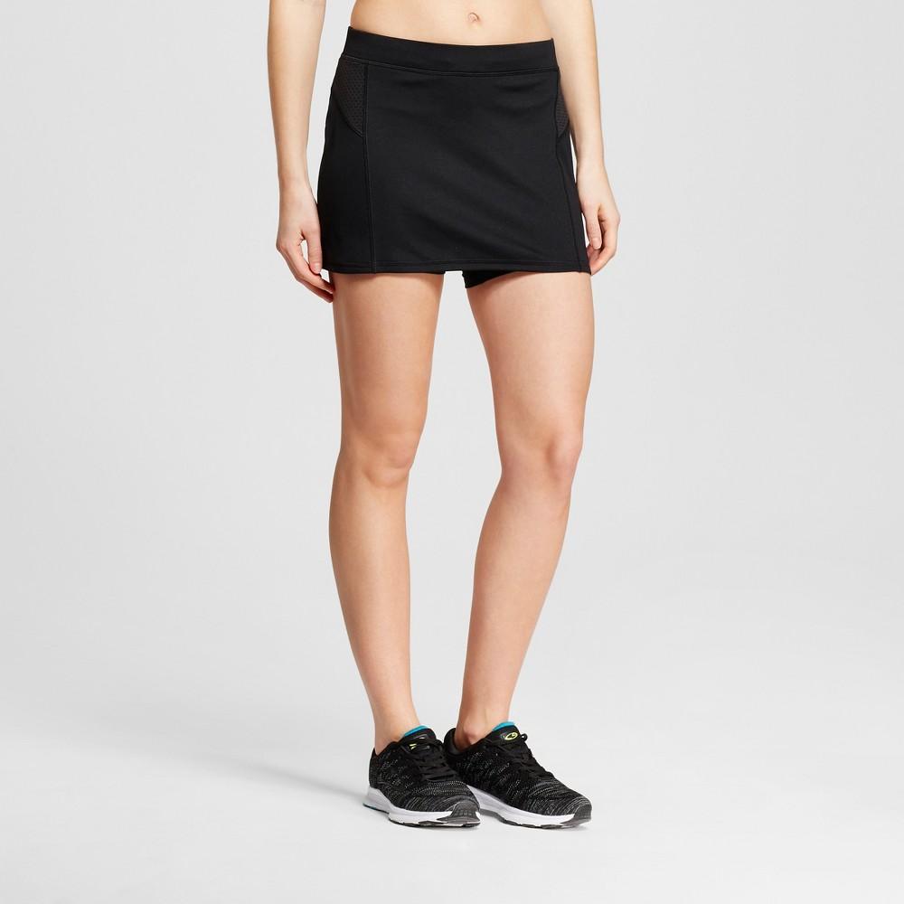 Womens Run Skorts - C9 Champion - Black XS