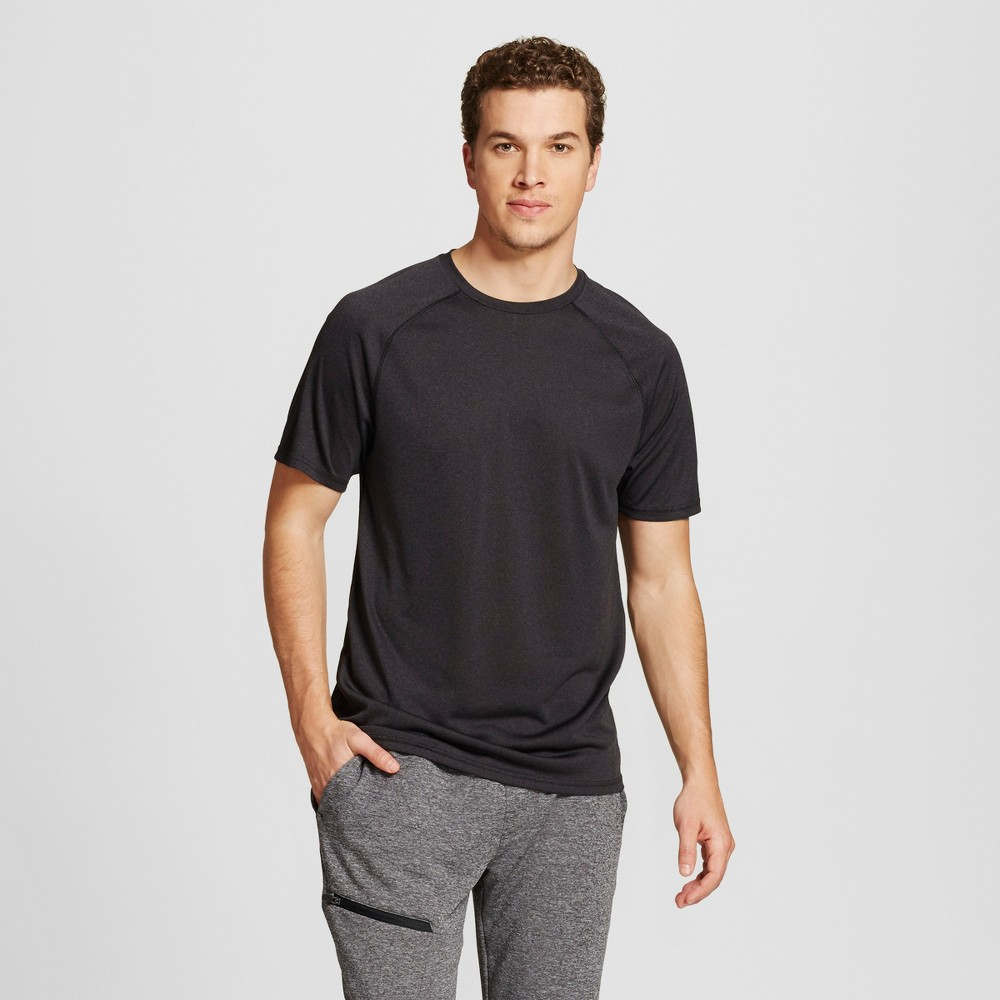 Mens Tech T-Shirt - C9 Champion Onyx Heather XL