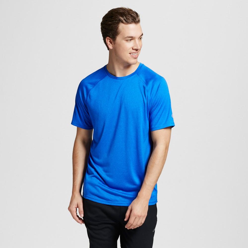 Mens Tech T-Shirt - C9 Champion Flight Blue Heather L