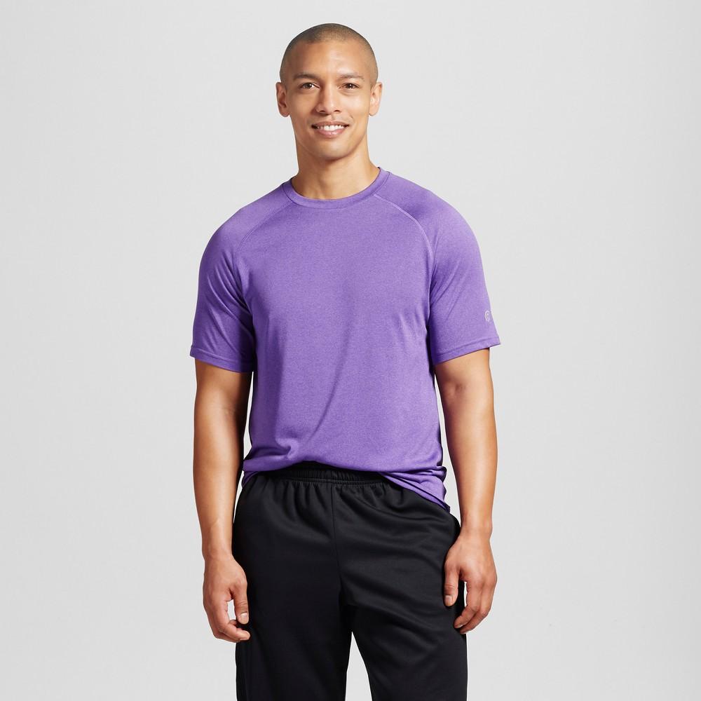 Mens Tech T-Shirt - C9 Champion Purple S