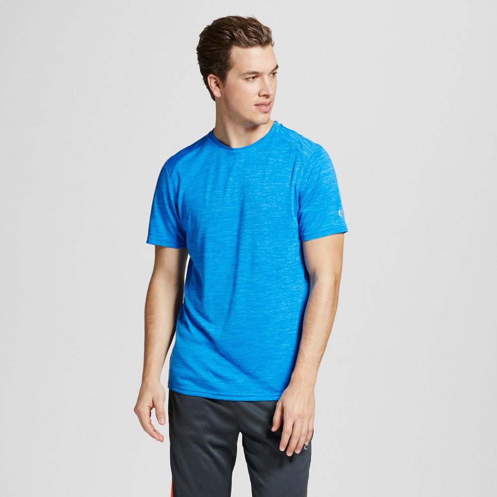Mens Premium Tech T-Shirt - C9 Champion Velvet Evening Heather S