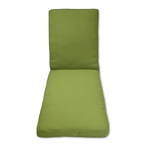 Halsted Outdoor Chaise Lounge Cushion Set - Threshold™ - image 1 of 1