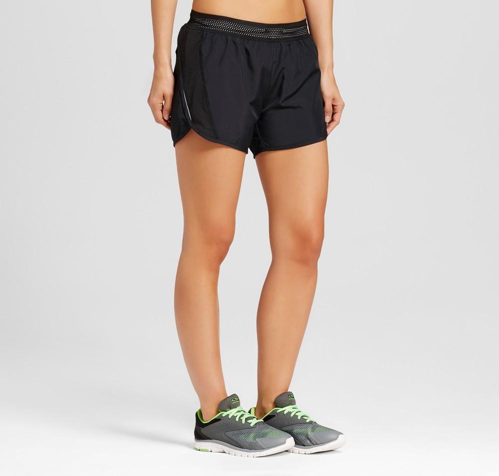 Women's Run Shorts - C9 Champion - Black Xxl