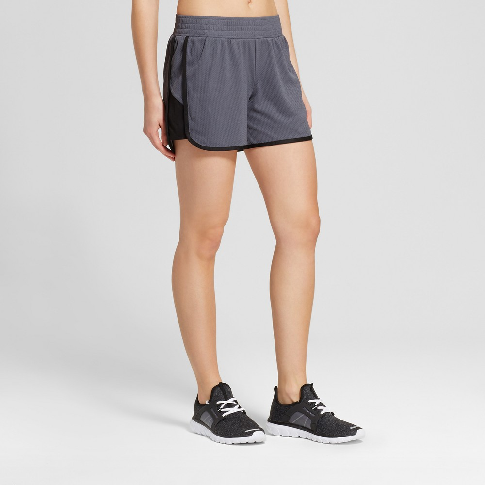 Womens Sport Shorts - C9 Champion Military Blue XS