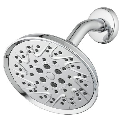 Large RainFall+ Rain Shower Head - VFC-133T Chrome - Waterpik