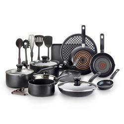 T Fal 20pc Nonstick Cook Set
