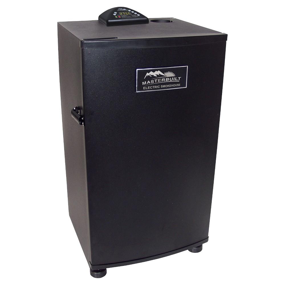 30 Digital Vertical Electric Smoker Black - Masterbuilt