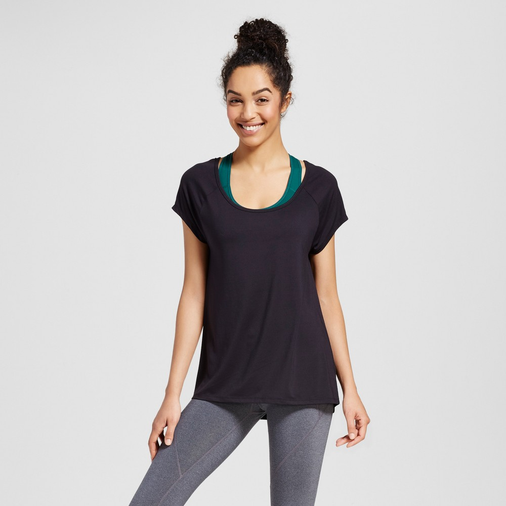 Women's Layering Top - C9 Champion Black Xxl
