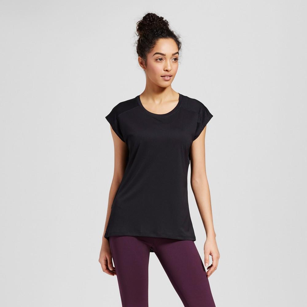 Women's Run T-Shirt - C9 Champion - Black S
