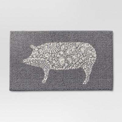 Minimalist  For Your House - Amazing Grey Kitchen Mat Minimalist