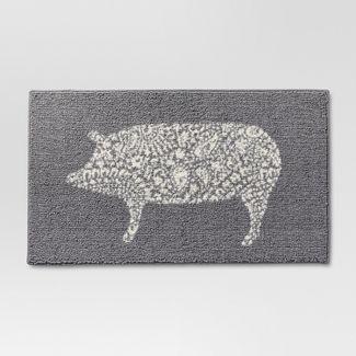 kitchen rug pig threshold. beautiful ideas. Home Design Ideas