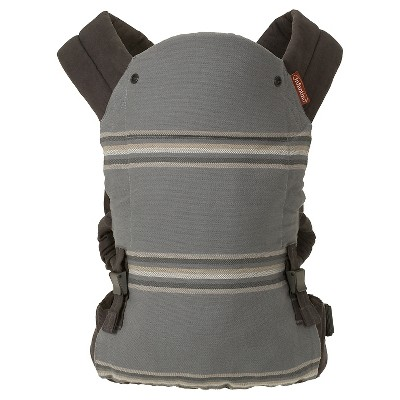 Infantino Close Ties Natural Fit Carrier - Gray