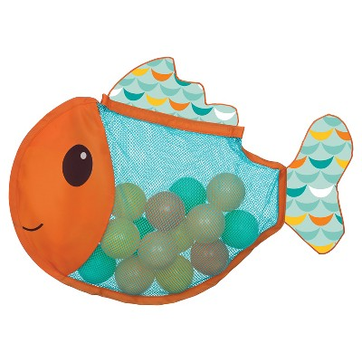 Infantino Go Gaga Ball Belly Storage Fish