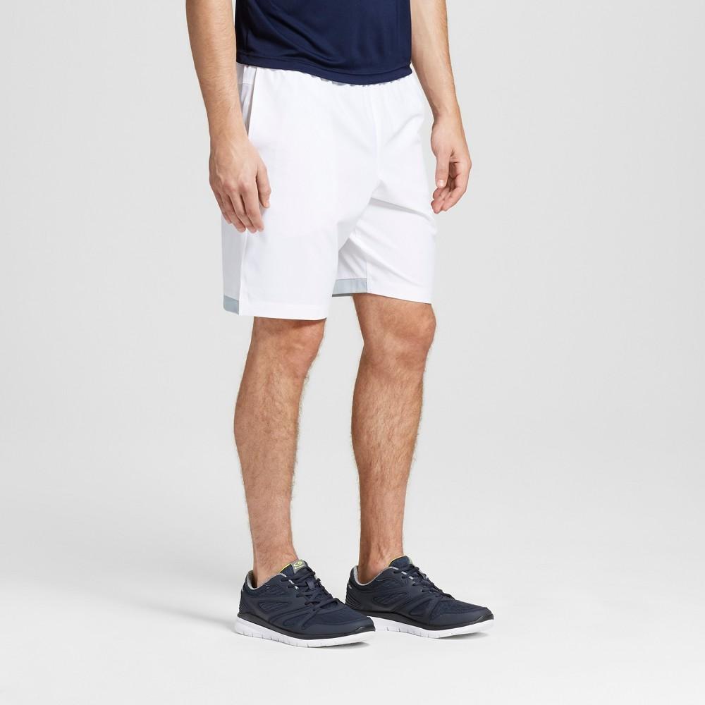 Mens Tennis Shorts - C9 Champion White Xxl