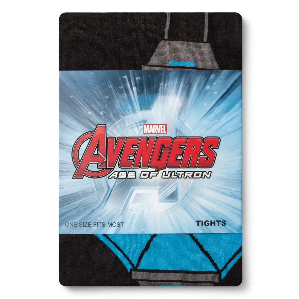 Avengers Black Widow Women's Tights - Black One Size