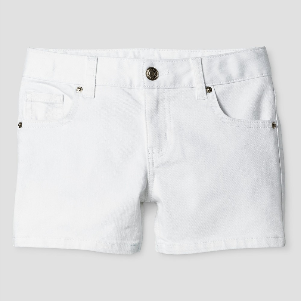 Girls Denim Shorts - Cat & Jack White XS