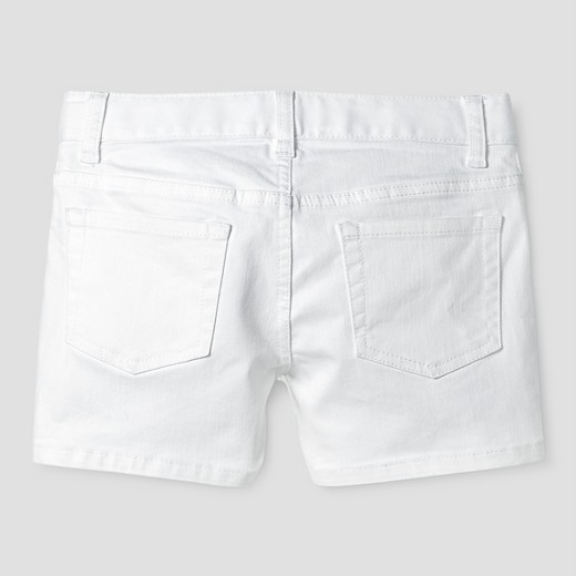 Girls' Denim Shorts Cat & Jack™ - White : Target