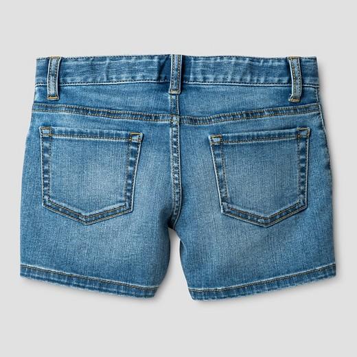 Girls' Denim Shorts Medium Wash - Cat & Jack™ : Target