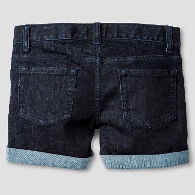 Girls' Jean shorts Cat & Jack Deep Blue Xxl, Girl's