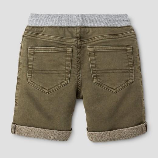 Toddler Boys' Jean Shorts - Cat & Jack™ Olive Green : Target
