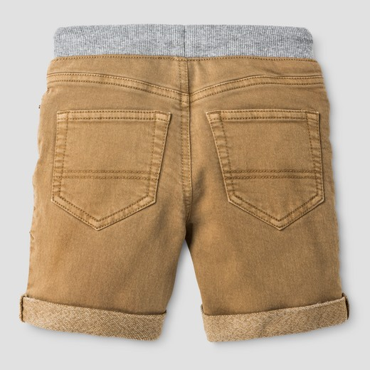 Baby Boys' Denim Shorts - Cat & Jack™ Khaki : Target