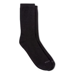Legale Women's Bamboo Pillow Sole Crew Sock