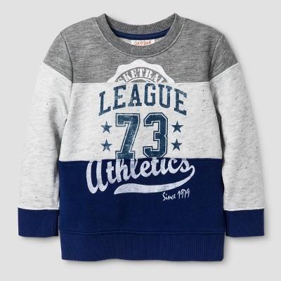 Baby Boys' Sweatshirt Cat & Jack™ Heather Gray 12 M