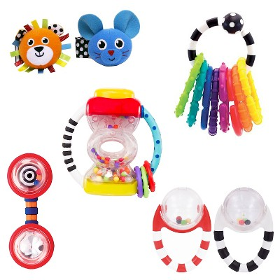 Sassy® Baby's First Rattles Gift Set