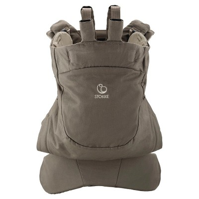 Stokke MyCarrier Front Baby Carrier - Brown