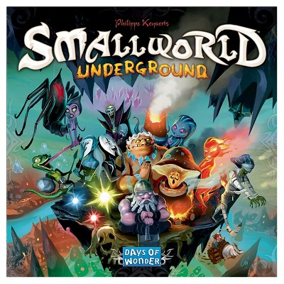 Small World Underground Expansion Board Game