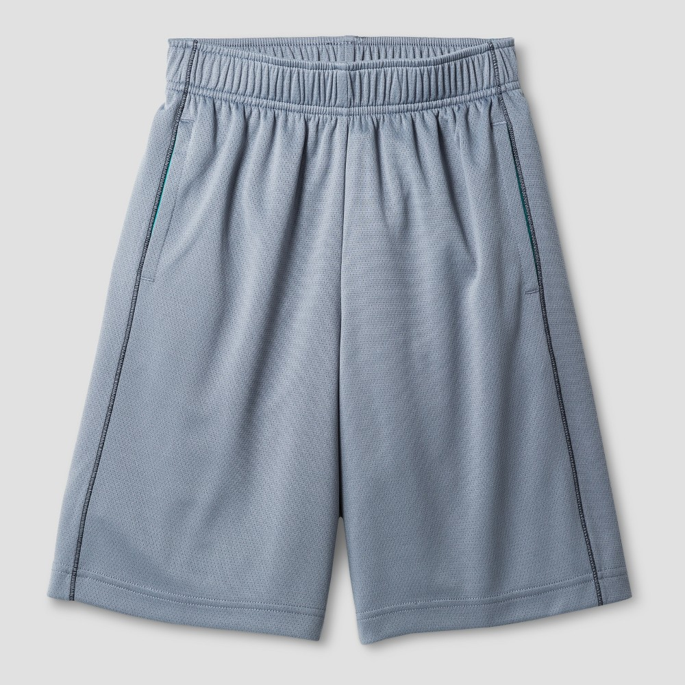 Boys Activewear Shorts - Cat & Jack Nimbus Cloud S