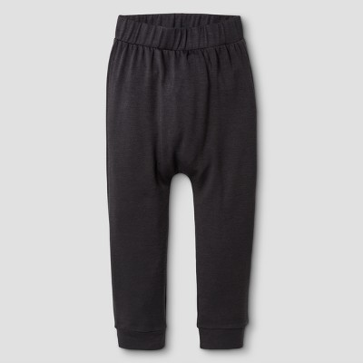 Baby Boys' Leggings Pants - Cat & Jack™ Charcoal 12M