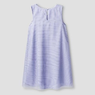 Girls' Shift Dress Cat & Jack Purple Sky M, Girl's