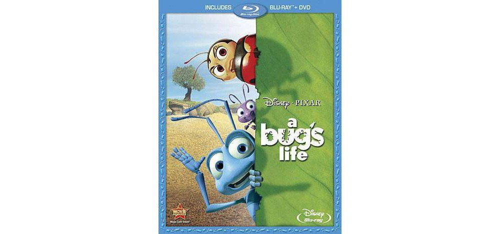 A Bug's Life (Blu-ray + Digital)