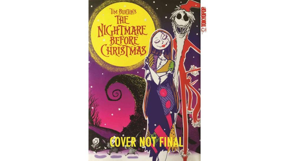 Tim Burton's The Nightmare Before Christmas (Hardcover) (Jun Asuka)