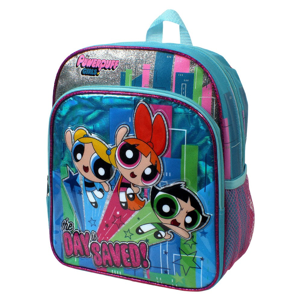 Girls Powerpuff Girls 12 Mini Backpack, Pink