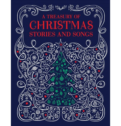 Treasury of Christmas Stories and Songs (Hardcover) - image 1 of 1