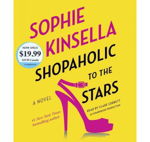Shopaholic to the Stars (Unabridged) (CD/Spoken Word) (Sophie Kinsella) - image 1 of 1
